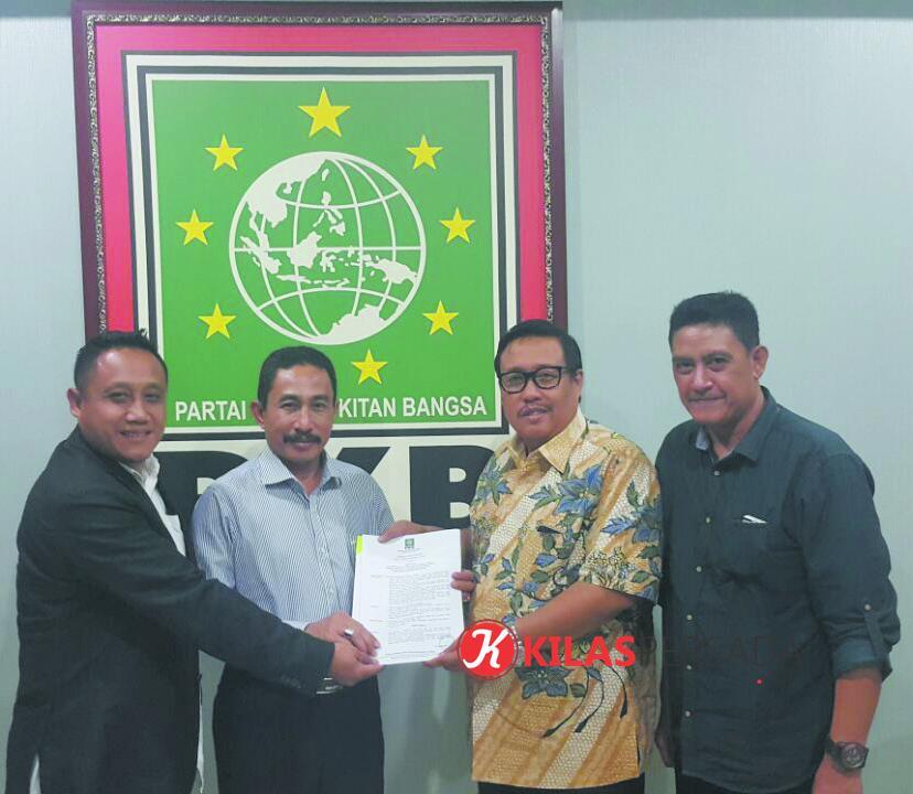 DPP PKB Berikan Dukungan Pasangan Haryanto – Saiful Arifin